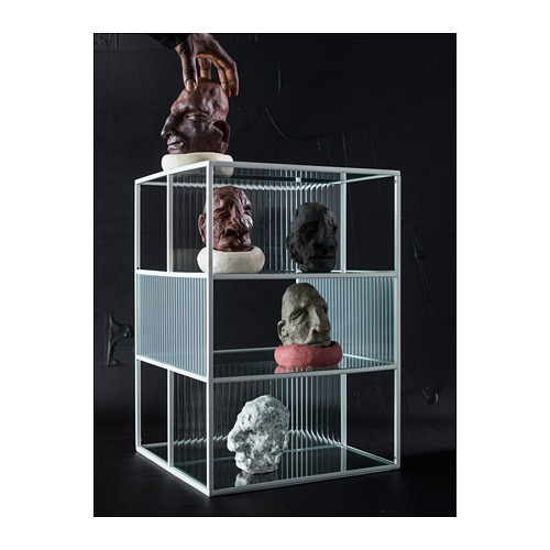 SAMMANHANG vitrininė dėžė