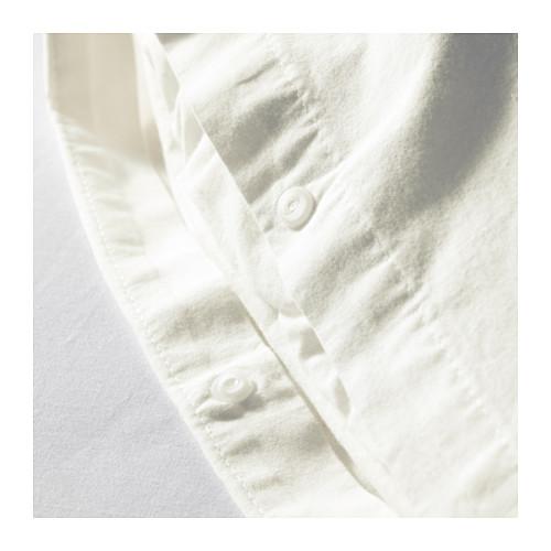ÄNGSLILJA quilt cover and pillowcase