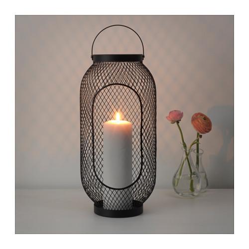 TOPPIG forminės žvakės žibintas