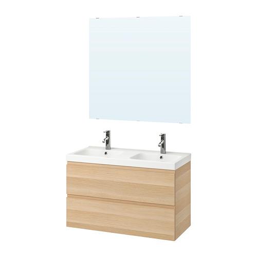 ODENSVIK/GODMORGON vannasistabas mēbeles, 5vien.