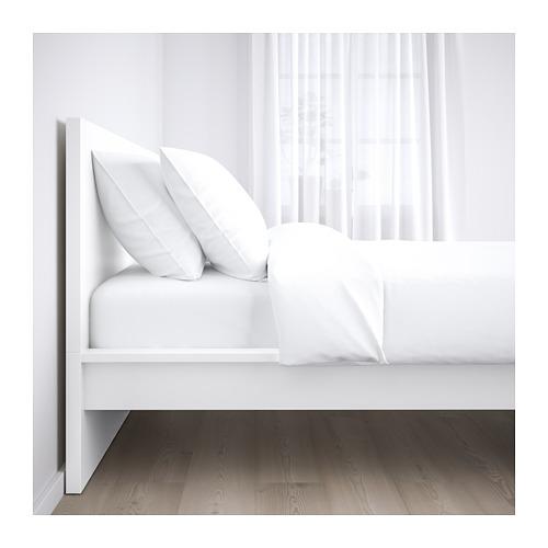 MALM augsts gultas rāmis