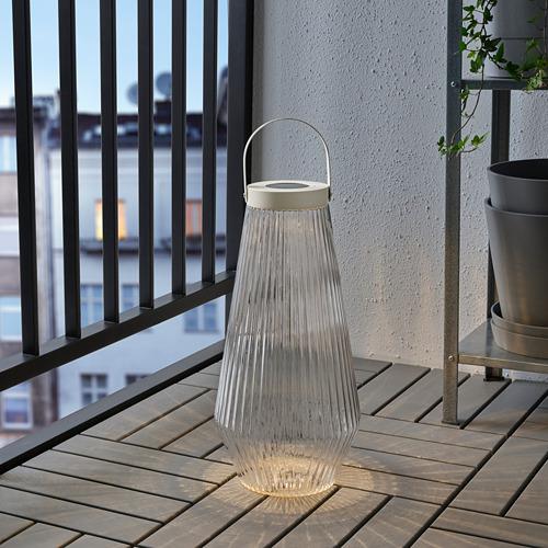 SOLVINDEN LED šviestuvas su saulės bat.