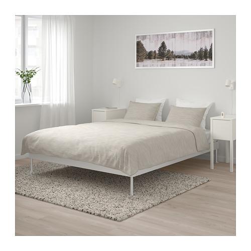 DELAKTIG gultas rāmis