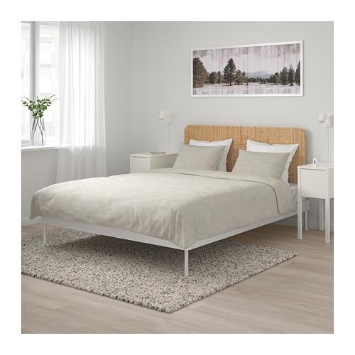 DELAKTIG lovos rėmas su galvūgaliu