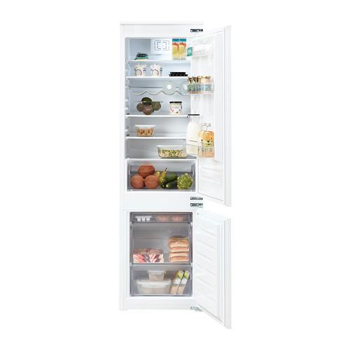 TINAD iebūvējams ledussk./saldētava A++