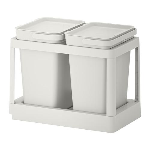 HÅLLBAR atkritumu šķirošanas tvertne