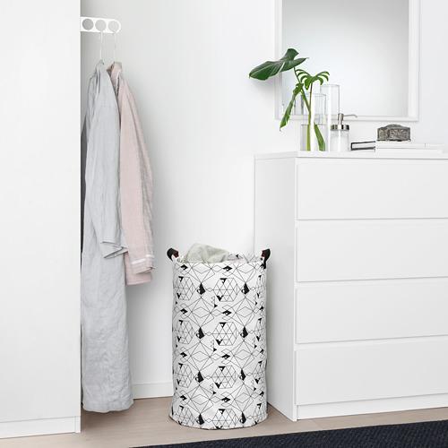PLUMSA skalbinių krepšys
