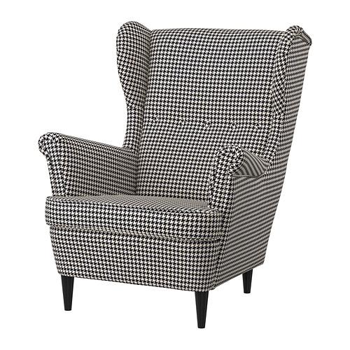 STRANDMON atpūtas krēsls