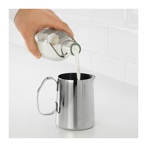 MÅTTLIG milk-frothing jug