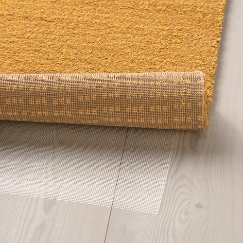 LANGSTED paklājs ar īsām plūksnām