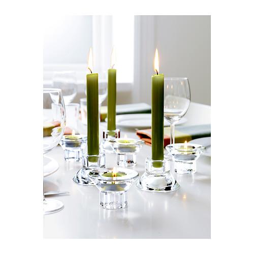 NEGLINGE подсвечник для свечи/греющей свечи