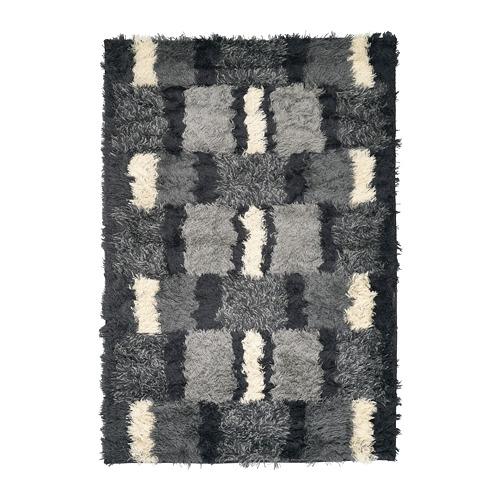 NAUTRUP paklājs ar garām plūksnām
