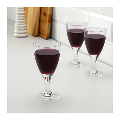 RÄTTVIK raudonojo vyno taurė