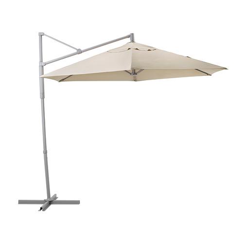LINDÖJA/OXNÖ kabamasis lauko skėtis