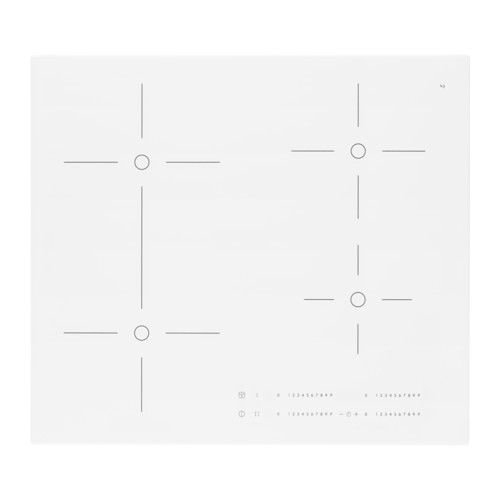 BEJUBLAD induction hob with bridge function