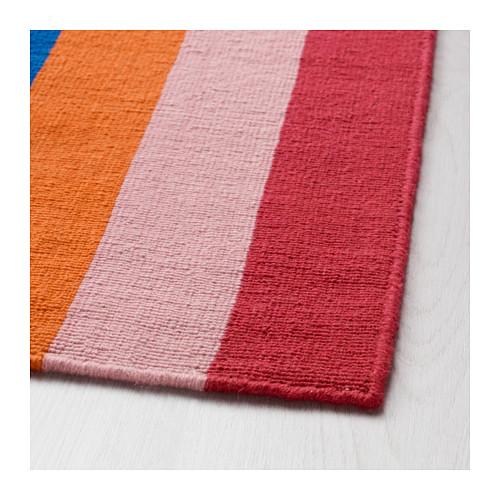 HALVED rug, flatwoven