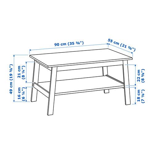 LUNNARP kafijas galdiņš
