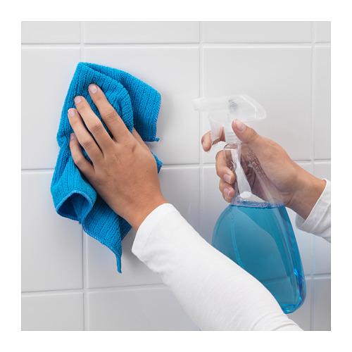 TISKEN dušas klausul. tur. ar piesūcekni