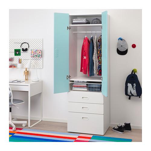 FRITIDS/STUVA wardrobe