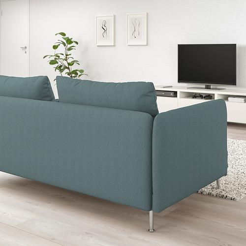 SÖDERHAMN kampinė šešiavietė sofa