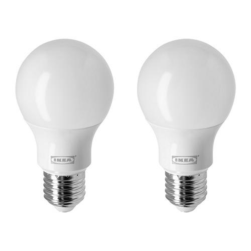 RYET LED spuldze E27, 806 lūmeni
