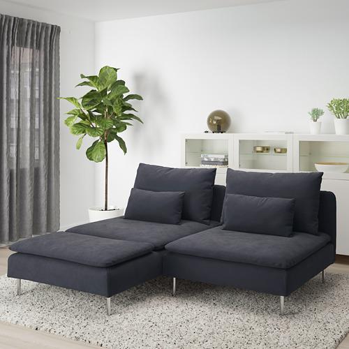 SÖDERHAMN trīsvietīgs dīvāns
