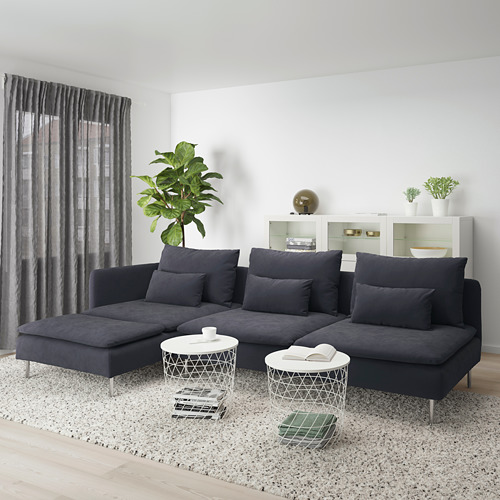 SÖDERHAMN 4-местный диван