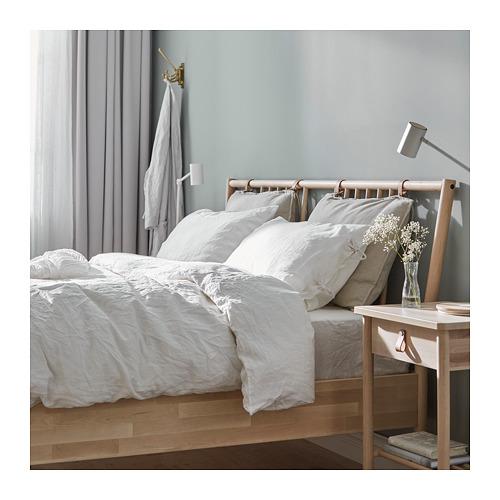 BJÖRKSNÄS gultas rāmis