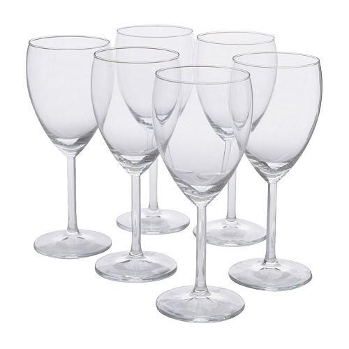 SVALKA baltojo vyno taurė