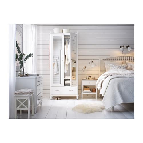 TYSSEDAL gultas rāmis