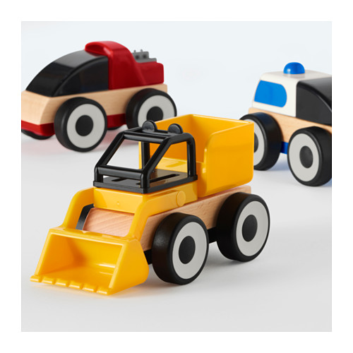 LILLABO žaislinė mašina