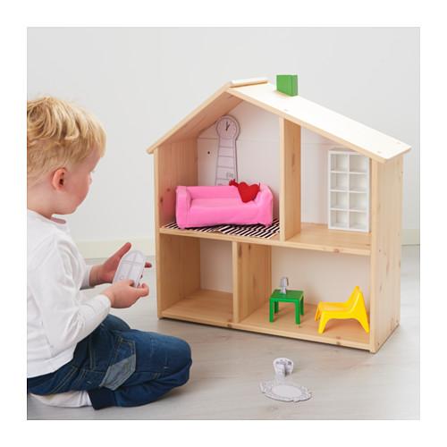 HUSET lėlės svetainės baldai