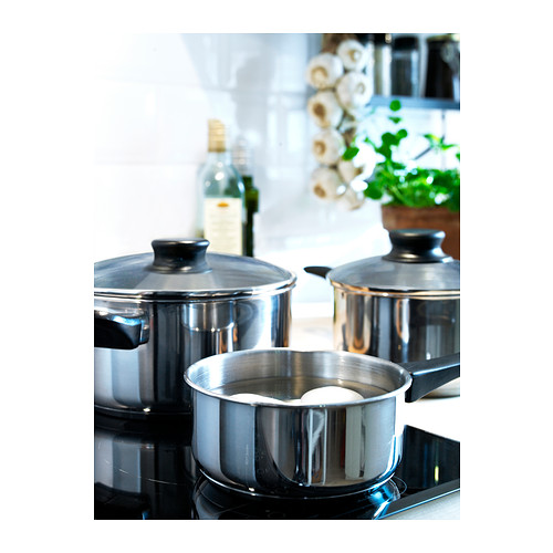 ANNONS 5-piece cookware set