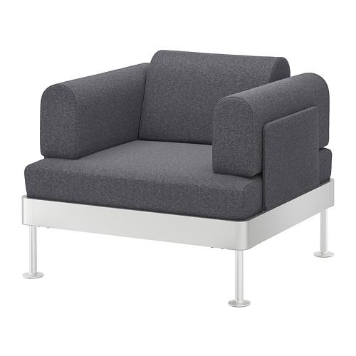 DELAKTIG fotelis