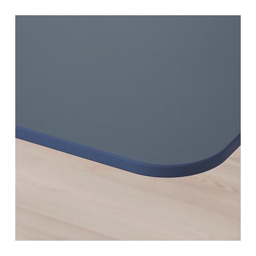 BEKANT rašomasis stalas su sienele