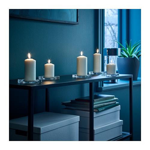 FENOMEN bekvapės žvakės, 5 vnt.