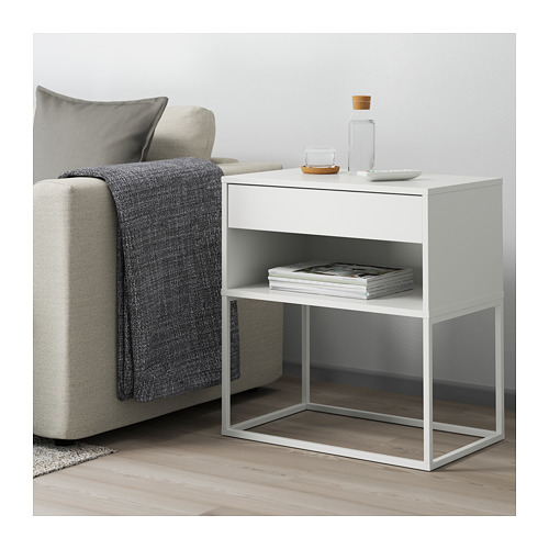 VIKHAMMER bedside table