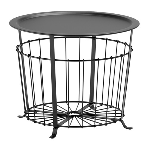 GUALÖV stalas-dėžė