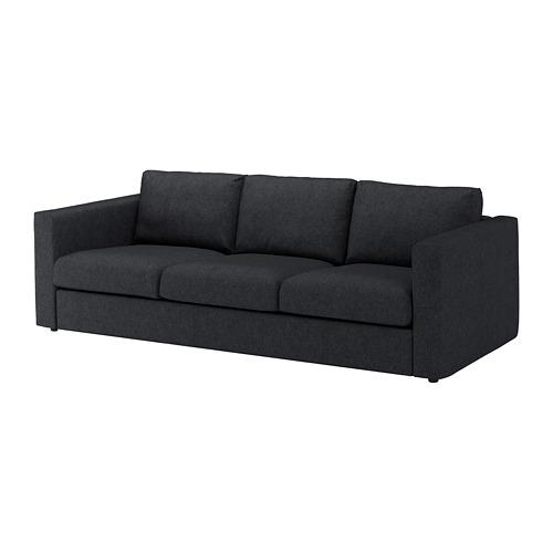 VIMLE trīsvietīga guļamdīvāna pārv.