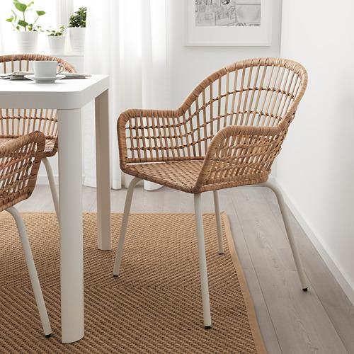 MELLTORP/NILSOVE galds un 2 krēsli