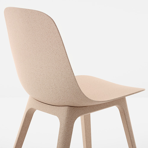 EKEDALEN/ODGER stalas ir 2 kėdės