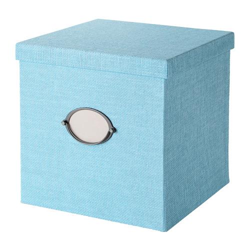 KVARNVIK dėžė su dangčiu