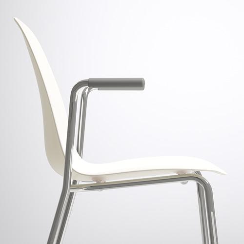 LEIFARNE krēsls ar roku balstiem