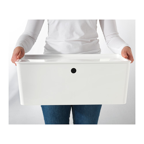 KUGGIS dėžė su dangčiu