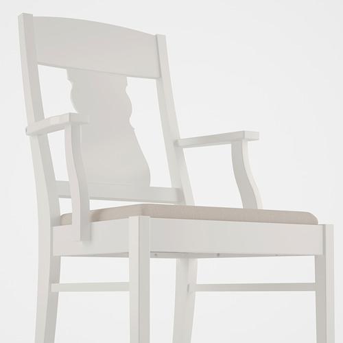 INGOLF/INGATORP stalas ir 4 kėdės