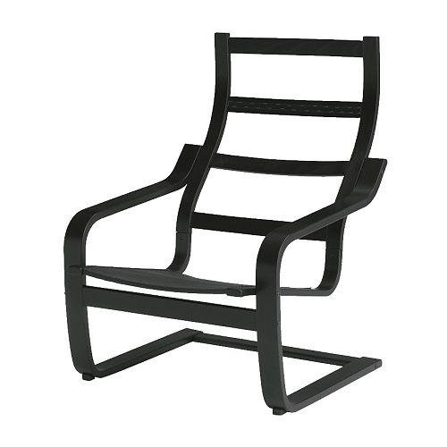 POÄNG armchair frame