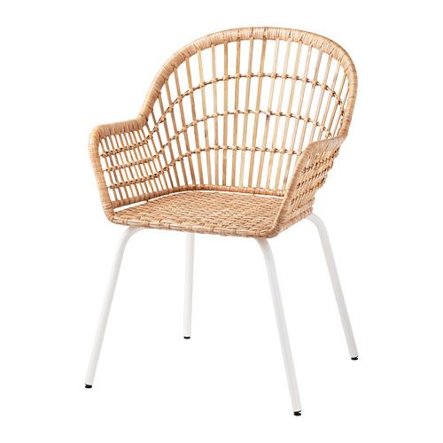 NILSOVE krēsls ar roku balstiem