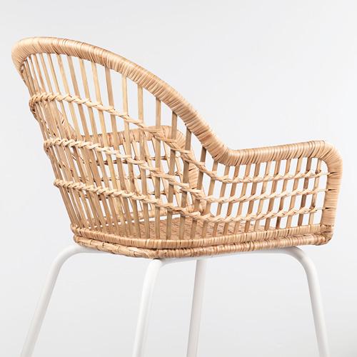 NILSOVE käetugedega tool