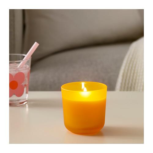 SOMMAR 2019 ароматическая свеча в стакане