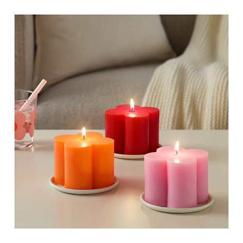 SOMMAR 2019 bekvapė žvakė